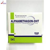 Alphamethason – DHT
