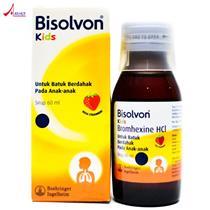 Bisolvon Kids 60ml/long đờm/trungtamthuoc.com