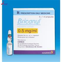 Bricanyl Inj.0.5mg/ml