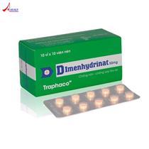 Dimenhydrinat 50mg TPC
