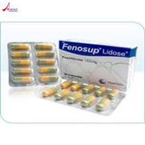 Fenosup Lidose  160mg/hạ mỡ máu/trungtamthuoc.com