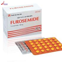 Furosemid 40mg MKP