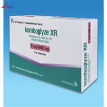 Komboglyze XR Tab.5/1000