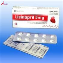 Lisinopril 5mg DMC