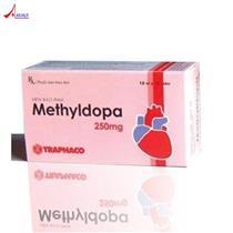 Methyldopa 250mg TPC