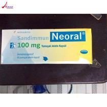 Sandimmun Neoral Soft Cap.100mg