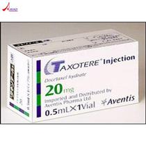 Taxotere 20mg/0.5ml