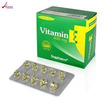 Vitamin E 400MG TPC